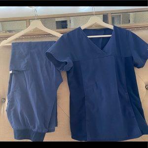 Cherokee scrub set uniform